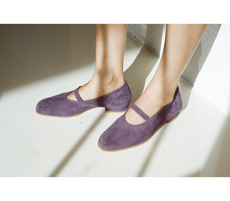 [baar] Mari Middle Flat_purple