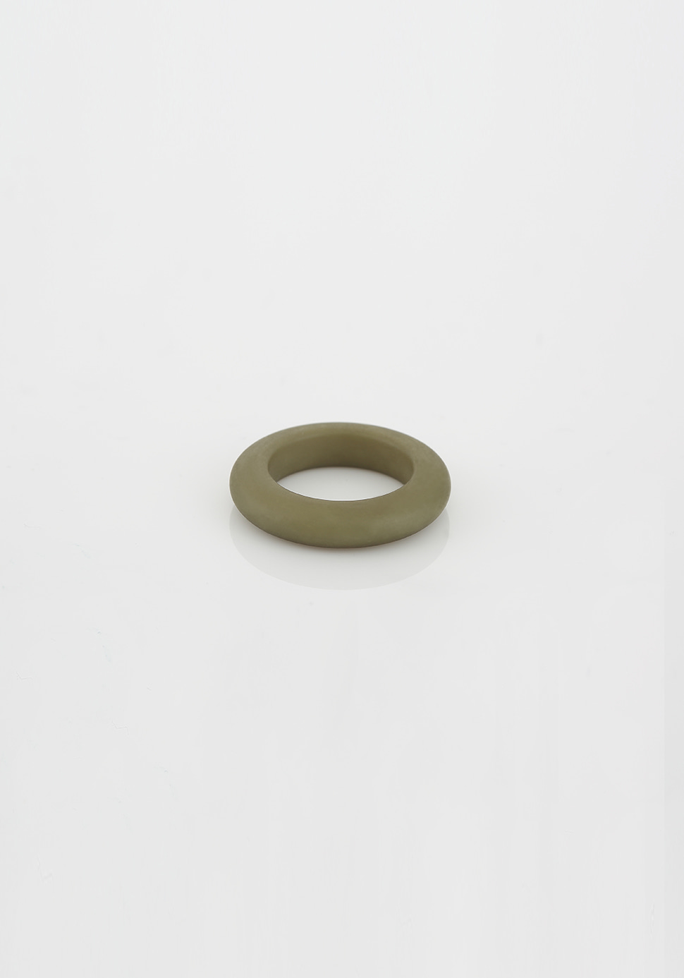 Puffy Ring (khaki)