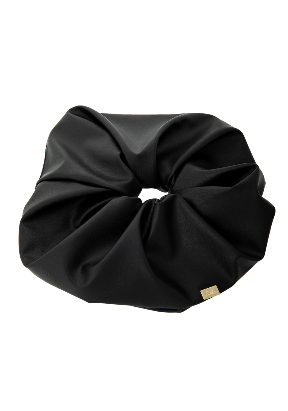 Oversize Scrunchie (black)